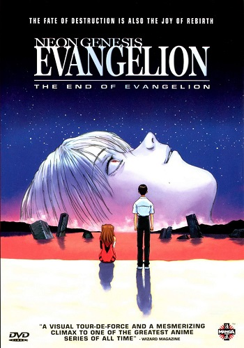 Assistir Neon Genesis Evangelion: The End of Evangelion Online