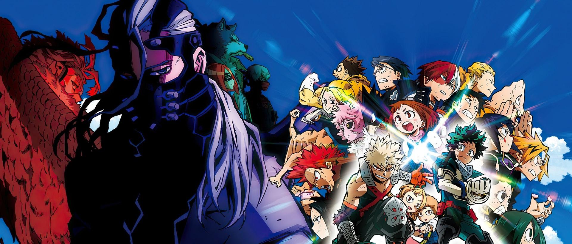 Boku no Hero Academia: Heroes Rising - Download dos ...